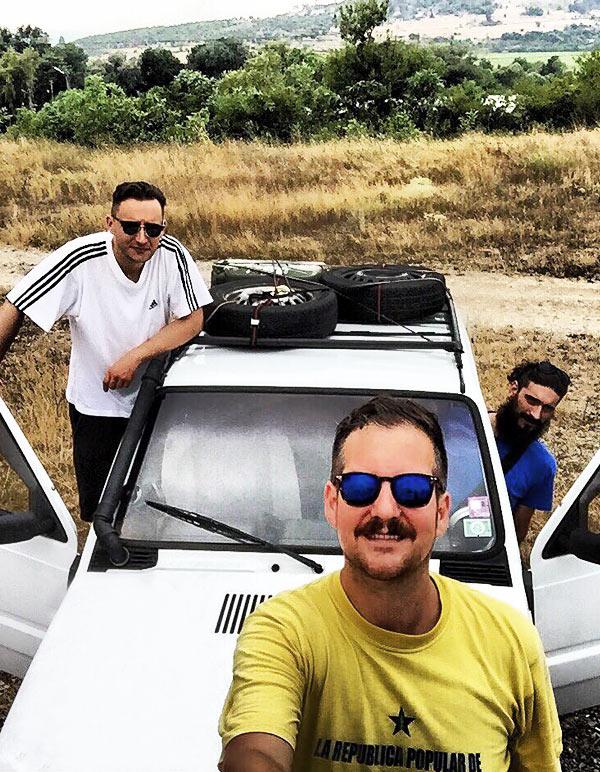 Team Rabbia Crew Panda che Odia Marco Rizzini